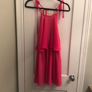 Dresses & Skirts - Hot pink dress